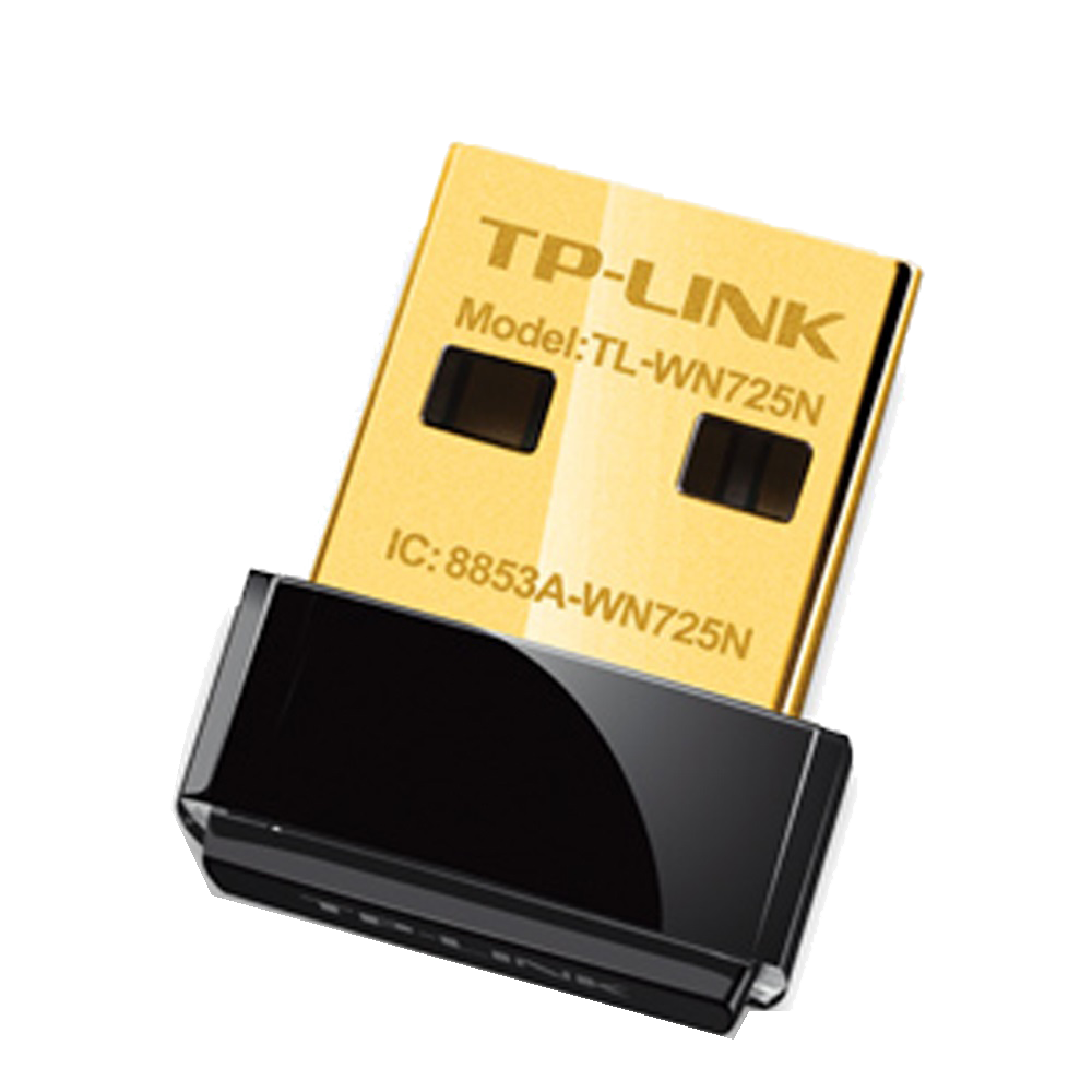 Adaptador Nano Wireless USB WN725N - TP-Link